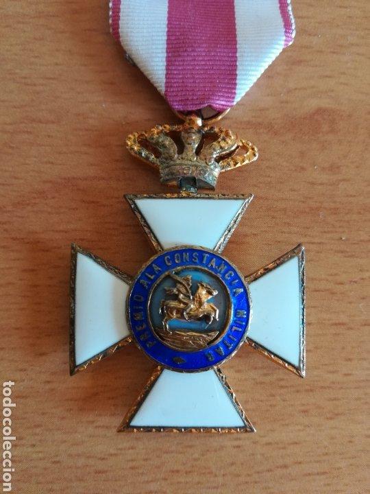 Militaria: Medalla Orden de San Hermenegildo Premio a la Constancia Militar Fernando VII - Foto 2 - 175228264