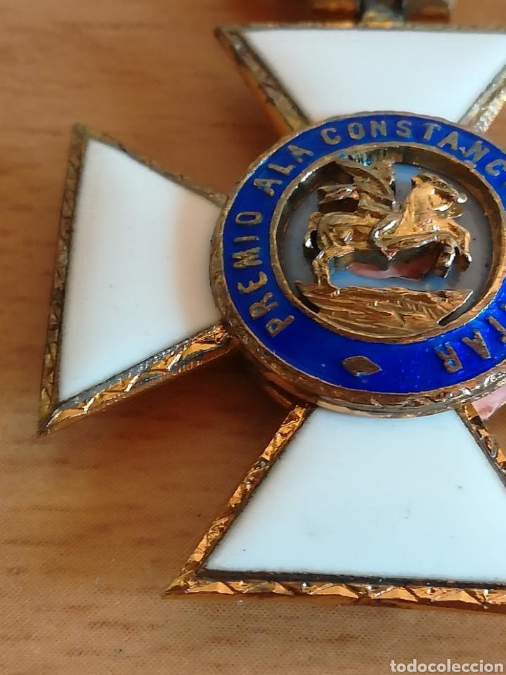 Militaria: Medalla Orden de San Hermenegildo Premio a la Constancia Militar Fernando VII - Foto 4 - 175228264