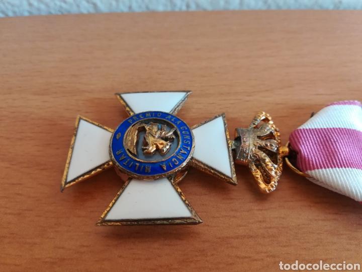 Militaria: Medalla Orden de San Hermenegildo Premio a la Constancia Militar Fernando VII - Foto 11 - 175228264