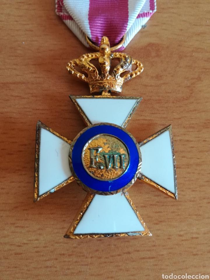 Militaria: Medalla Orden de San Hermenegildo Premio a la Constancia Militar Fernando VII - Foto 13 - 175228264