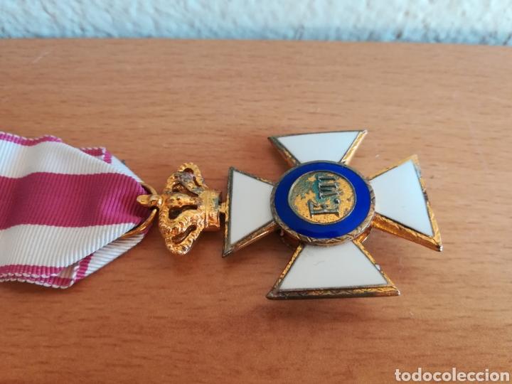Militaria: Medalla Orden de San Hermenegildo Premio a la Constancia Militar Fernando VII - Foto 16 - 175228264