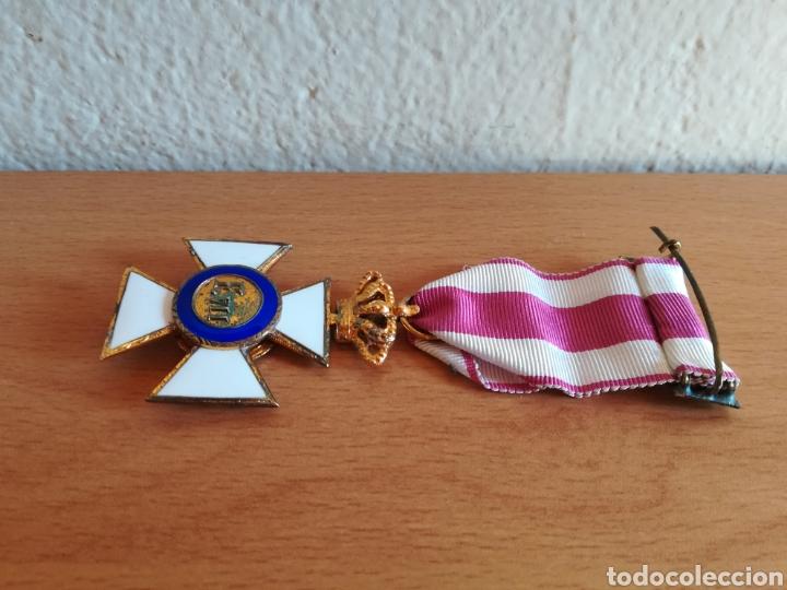 Militaria: Medalla Orden de San Hermenegildo Premio a la Constancia Militar Fernando VII - Foto 18 - 175228264