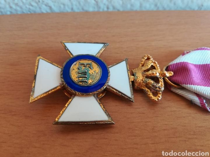 Militaria: Medalla Orden de San Hermenegildo Premio a la Constancia Militar Fernando VII - Foto 19 - 175228264