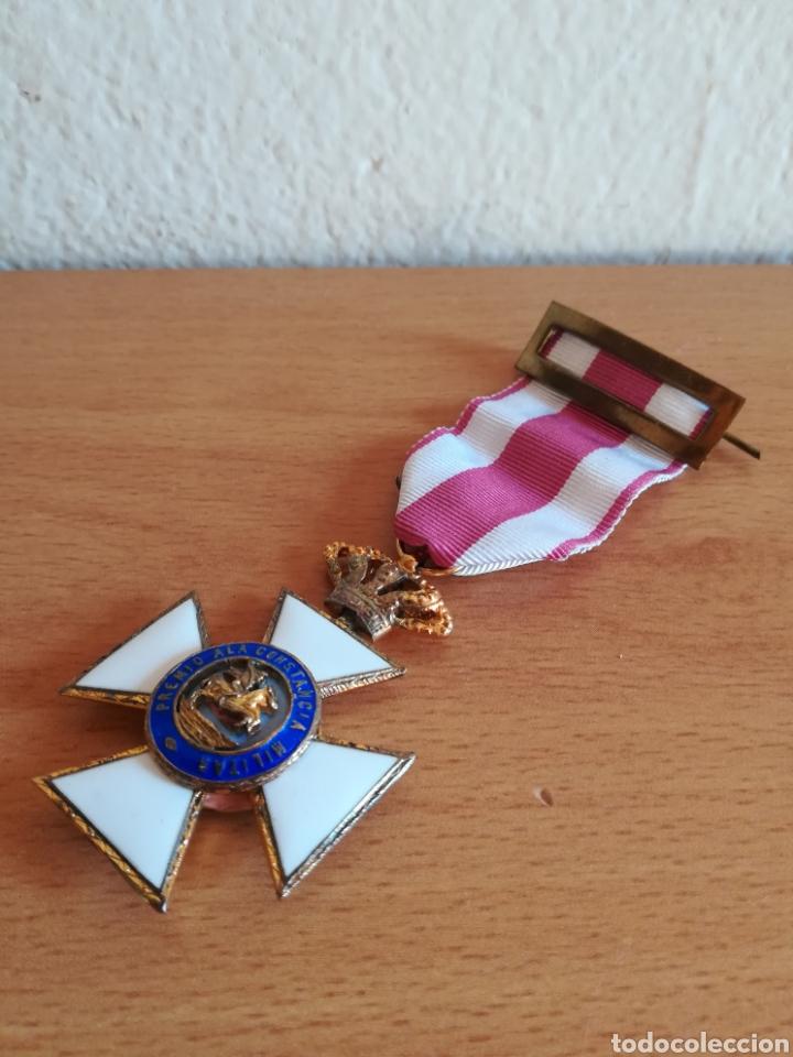 Militaria: Medalla Orden de San Hermenegildo Premio a la Constancia Militar Fernando VII - Foto 23 - 175228264