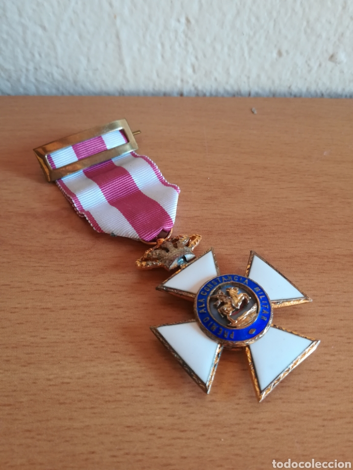 Militaria: Medalla Orden de San Hermenegildo Premio a la Constancia Militar Fernando VII - Foto 24 - 175228264