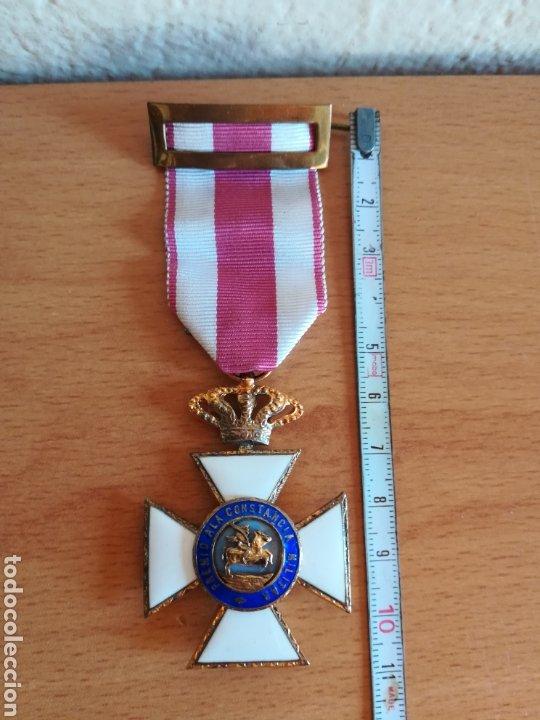 Militaria: Medalla Orden de San Hermenegildo Premio a la Constancia Militar Fernando VII - Foto 25 - 175228264