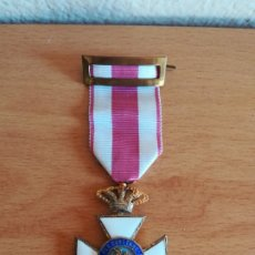 Militaria: MEDALLA ORDEN DE SAN HERMENEGILDO PREMIO A LA CONSTANCIA MILITAR FERNANDO VII. Lote 175228264