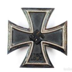 Militaria: CRUZ DE HIERRO 1939 DE 1ª CLASE, L/11 SIN RECUADRAR, RARA.. Lote 175298308