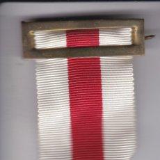 Militaria: MEDALLA DE LA CRUZ ROJA DE LA FIESTA DE LA BANDERITA (RED CROSS). Lote 175409582