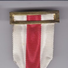 Militaria: MEDALLA DE LA CRUZ ROJA IN HOC SIG - NO SALUS (RED CROSS). Lote 175409868