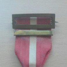 Militaria: MEDALLA MÉRITO MILITAR ROJA. ÉPOCA ALFONSO XII. Lote 175848945
