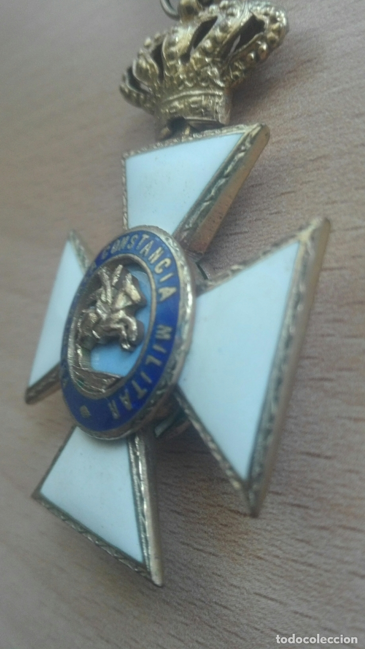 Militaria: Medalla Orden de San Hermenegildo - Foto 4 - 175849139