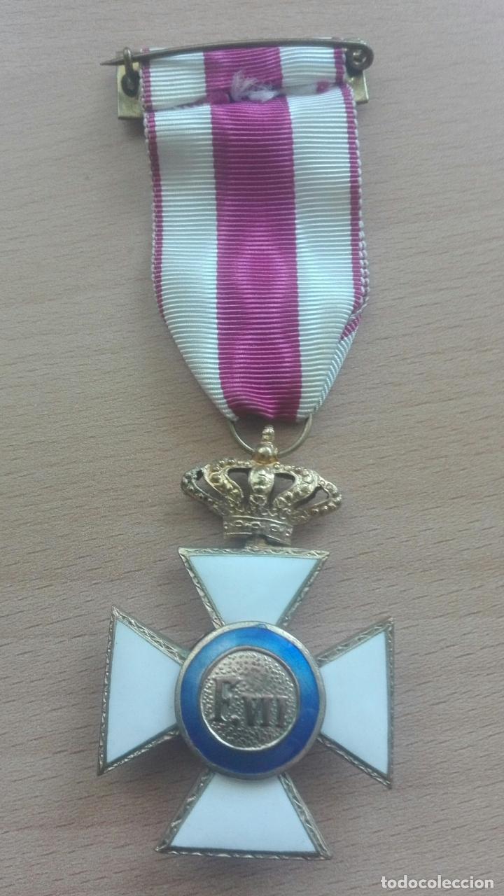 Militaria: Medalla Orden de San Hermenegildo - Foto 5 - 175849139