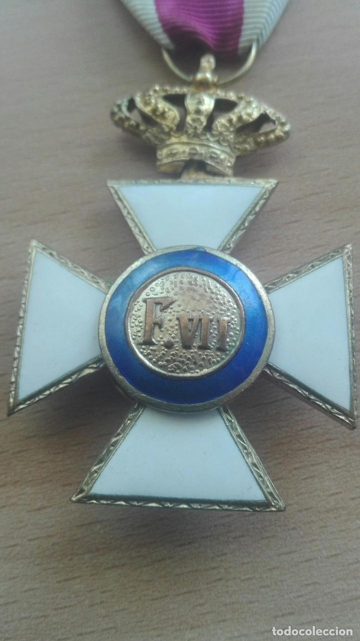 Militaria: Medalla Orden de San Hermenegildo - Foto 6 - 175849139