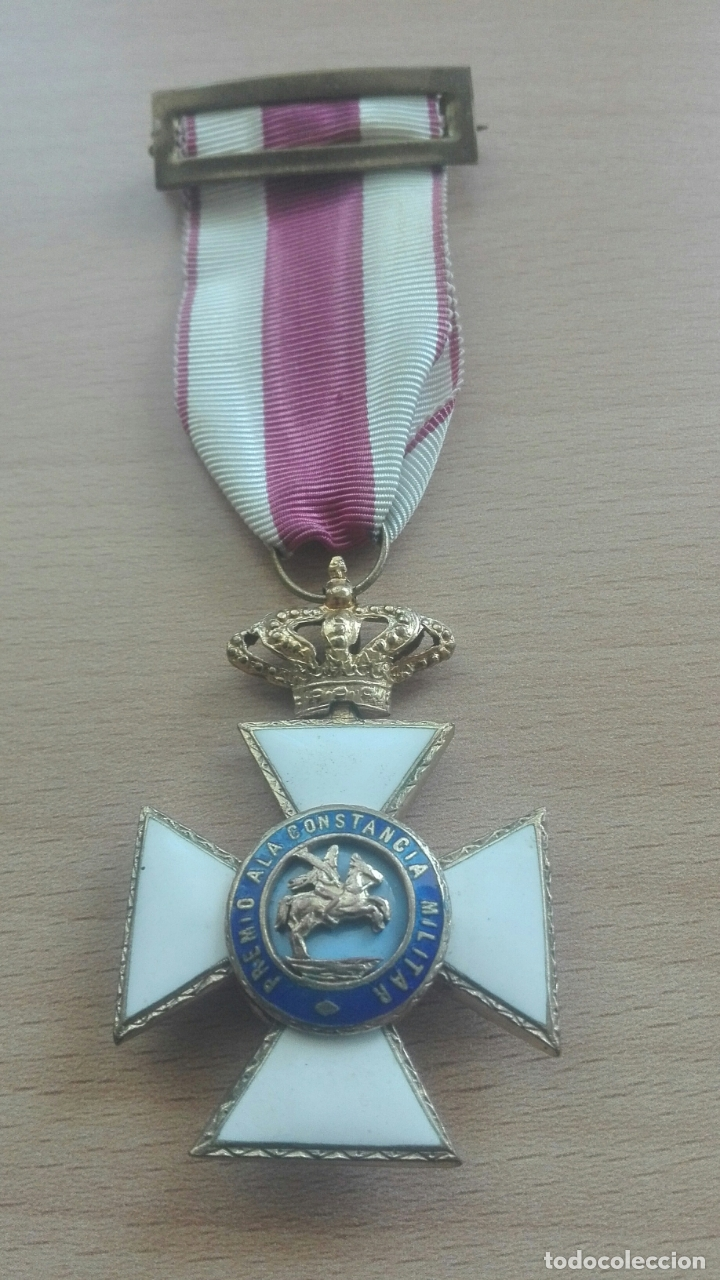 MEDALLA ORDEN DE SAN HERMENEGILDO (Militar - Medallas Españolas Originales )
