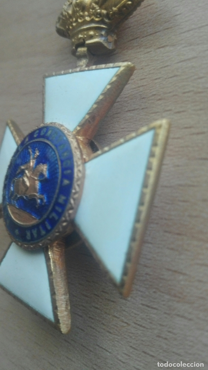 Militaria: Medalla Orden de San Hermenegildo - Foto 4 - 175849304