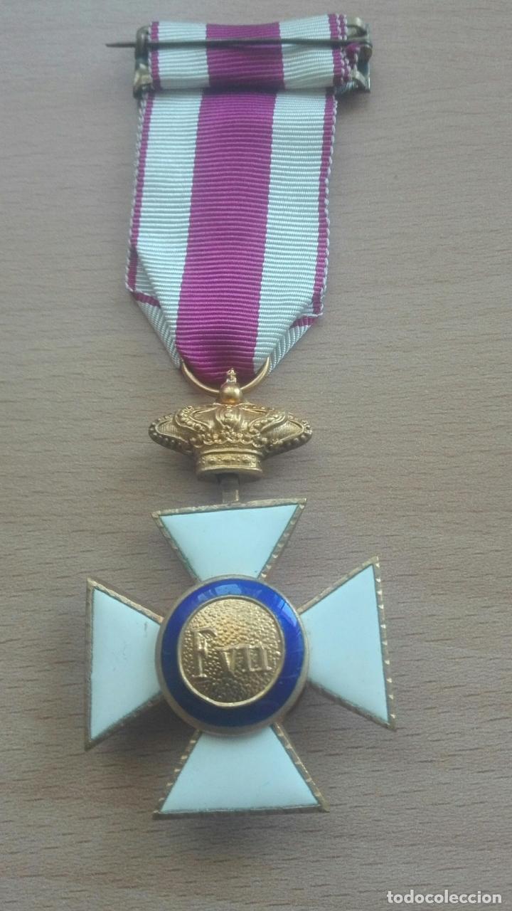 Militaria: Medalla Orden de San Hermenegildo - Foto 5 - 175849304