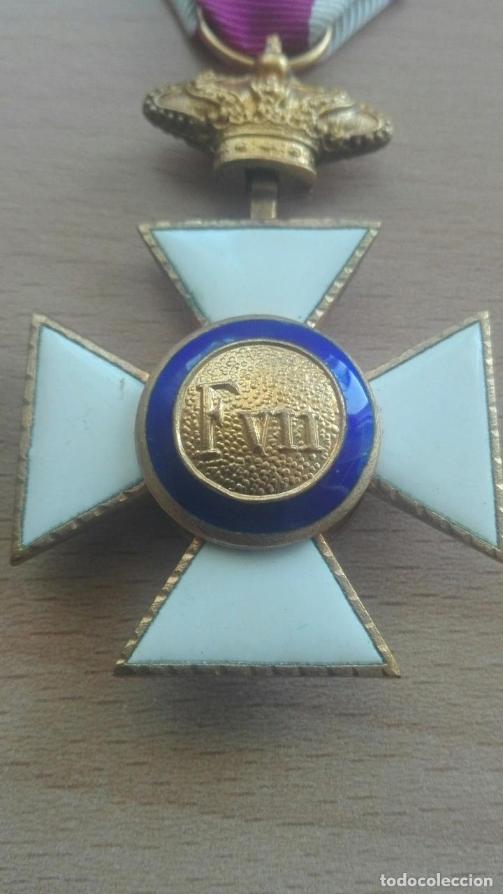 Militaria: Medalla Orden de San Hermenegildo - Foto 6 - 175849304