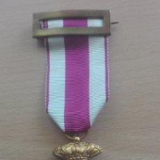 Militaria: MEDALLA ORDEN DE SAN HERMENEGILDO. Lote 175849304