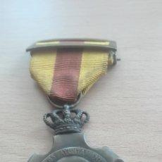 Militaria: MEDALLA DE LOS AYUNTAMIENTOS. ÉPOCA ALFONSO XIII. Lote 175855494