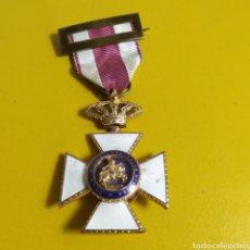 Militaria: MEDALLA DE LA REAL ORDEN DE SAN HERMENEGILDO.PREMIO A LA CONSTANCIA MILITAR. Lote 175977279