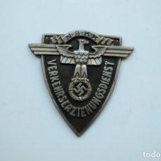 Militaria: WWII THE GERMAN BADGE NSKK VERKEHRSERZIEHUNGSDIENST. Lote 176203374