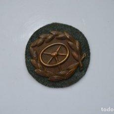 Militaria: WWII THE GERMAN DRIVER PROFICIENCY BADGE . Lote 176211445