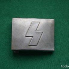 Militaria: WWII THE GERMAN BUCKLE DEUTSCHES JUNGVOLK. Lote 287249028