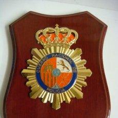 Militaria: METOPA DE PLACA DE LA POLICIA NACIONAL. Lote 176595883
