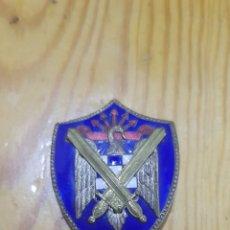 Militaria: INSIGNIA MEDALLA MILICIAS UNIVERSITARIAS FALANGE ESPAÑOLA. Lote 176610759