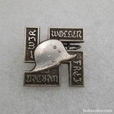 Militaria: INSIGNIA-PIN WAFFEN SS . TERCER REICH. Lote 176738949