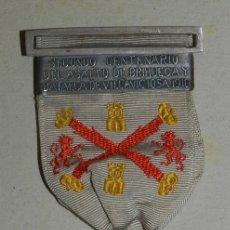Militaria: MEDALLA CARLISTA SEGUNDO CENTENARIO DEL ASALTO DE BRIHUECA Y BATALLA DE VILLAVICIOSA 1910, REALIZADA. Lote 177335880