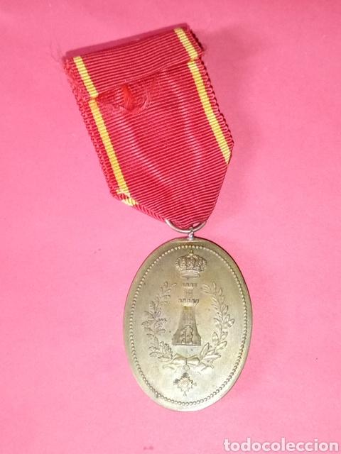 Militaria: Medalla Asociación de Damas de San Fernando militar ingenieros - Foto 2 - 177390974