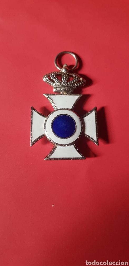 Militaria: Medalla premio a la constancia en el servicio - Foto 2 - 177392469