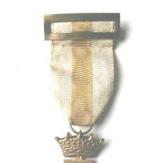 Militaria: MEDALLA CRUZ CONSTANCIA MILITAR SUBOFICIAL FERNANDO VII. Lote 177550352
