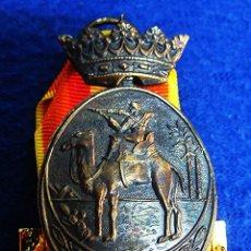 Militaria: MEDALLA MILITAR SIDI-IFNI-SAHARA. METAL AMBAS CARAS SIN ESMALTES.. Lote 177638454