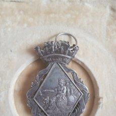 Militaria: MEDALLA DE LA CAMPAÑA DE CUBA 1873 PLATA. Lote 177660674