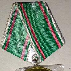 Militaria: MEDALLA ORIGINAL DE VETERANO DE GUERRA DE LA WWII - EJERCITO ROJO / SOVIETICO DE BULGARIA. Lote 178116649