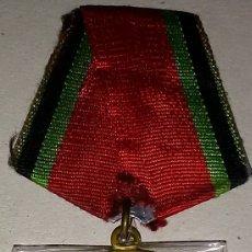 Militaria: MEDALLA ORIGINAL DE VETERANO DE GUERRA DE LA WWII - EJERCITO ROJO / SOVIETICO DE BULGARIA. Lote 178119184