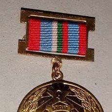 Militaria: MEDALLA NUEVA ORIGINAL DE VETERANO DE GUERRA DE LA WWII - EJERCITO ROJO / SOVIETICO DE BULGARIA. Lote 178122177