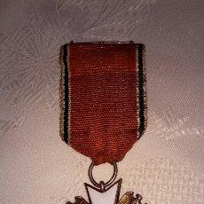 Militaria: MEDALLA ALEMANA ORDEN DEL AGUILA SIN ESPADAS -DEUTSCHE VERDIENSTKREUZ- ORIGINAL. Lote 178599313