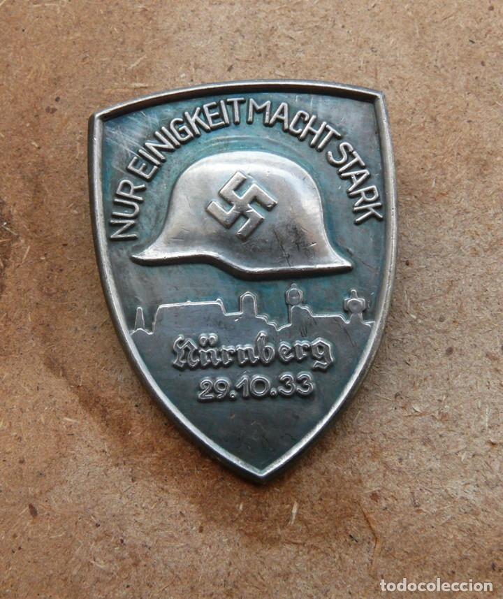 INSIGNIA PIN NAZI . TERCER REICH. (Militar - Reproducciones y Réplicas de Medallas )