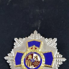 Militaria: CRUZ DE 35 AÑOS DE SERVICIO DE POLICIA NACIONAL. Lote 178686606