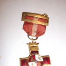 Militaria: MEDALLA ORDEN SAN HERMENEGILDO - GUERRA CIVIL CAPITAN DE ARTILLERIA AL MERITO . Lote 178704321