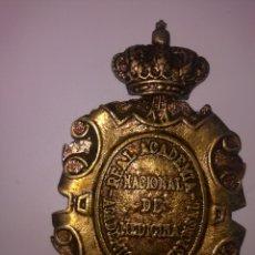 Militaria: MEDALLA DE LA REAL ACADEMIA NACIONAL DE MEDICINA ACADEMICO CORRESPONSAL. Lote 178716741