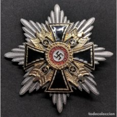 Militaria: GRAN CRUZ DE LA ORDEN ALEMANA DEL NSDAP. Lote 178724652
