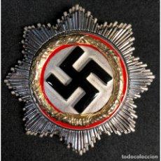 Militaria: LA CRUZ ALEMANA ORO/PLATA. Lote 190509258