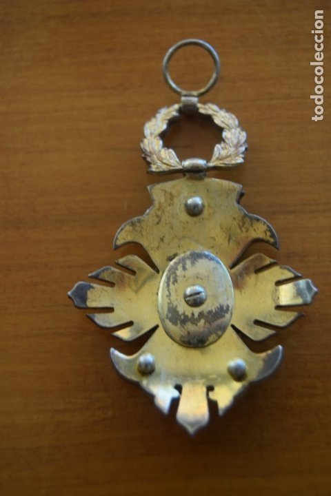Militaria: medalla al merito civil - Foto 2 - 178819655