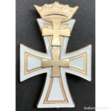 Militaria: INSIGNIA CRUZ DE DANZIG. Lote 211631115