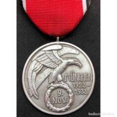 Militaria: MEDALLA ORDEN DE LA SANGRE NUMERADA. Lote 179010466